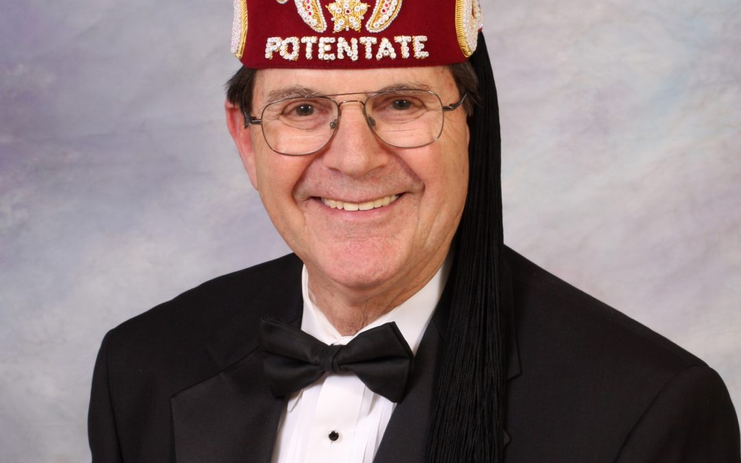 Featured Potentate Message March 2016