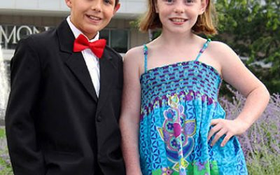 Brendon Wiseley and Olivia Stamps